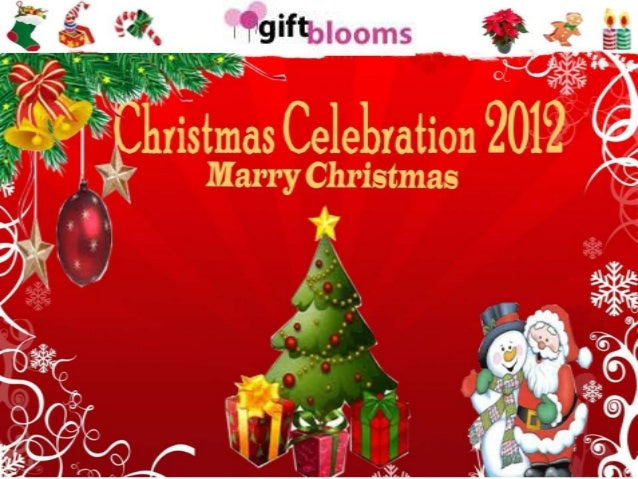 Christmas facts•   There are many beliefs behind the    celebration of Christmas. One of the most    common is that the Ch...