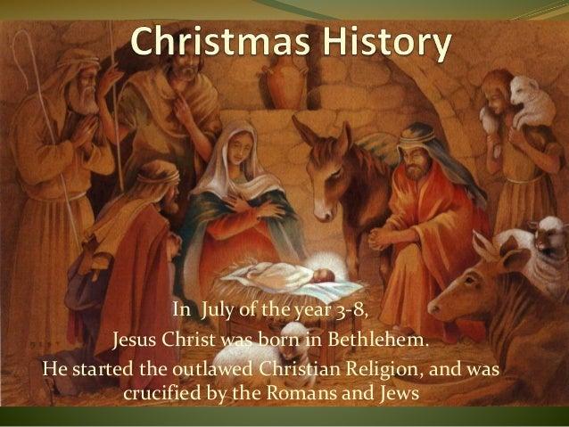 Christmas History.Christmas History