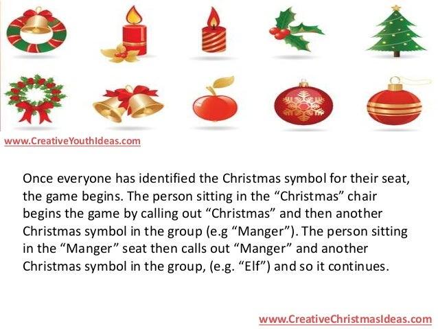 Christmas Ideas Christmas Symbol Exchange