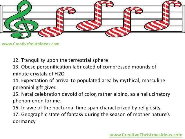 creativeyouthideascom 4 12 - Plural Of Christmas