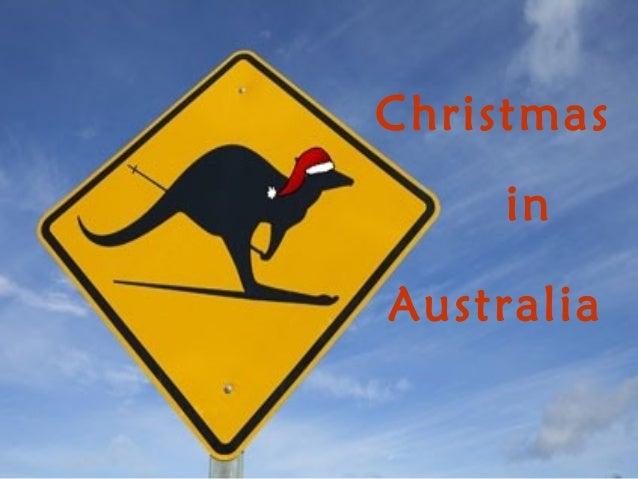 Christmas In Australia.Christmas In Australia