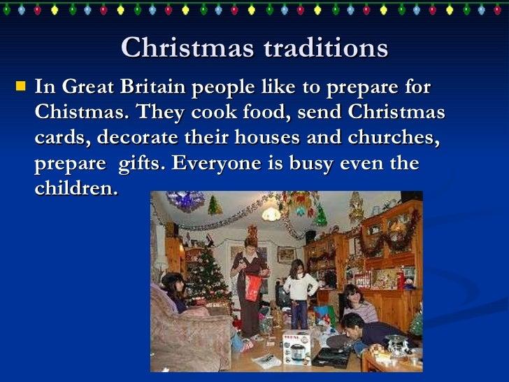 britain people christmas in britain