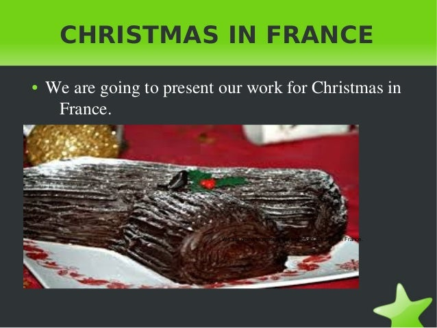 Christmas In France Food.Christmas In France Carlos A Carlos Cesar Samuel Raul