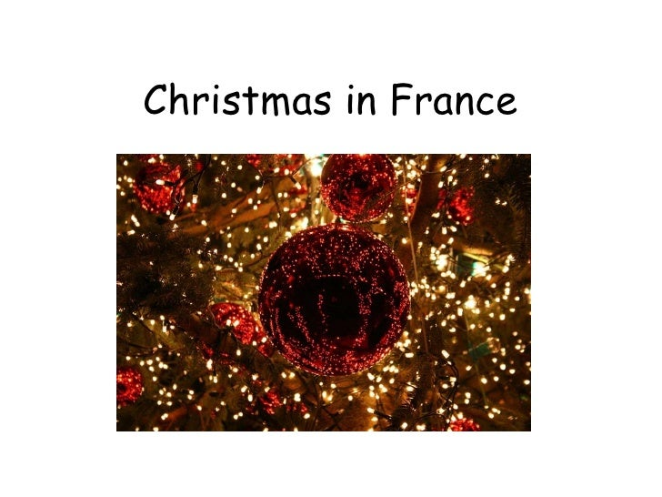 Christmas in_france_information