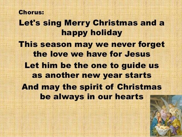 Christmas In Our Hearts.Christmas In Our Hearts