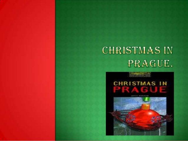 Christmas In Prague Book.Christmas In Prague