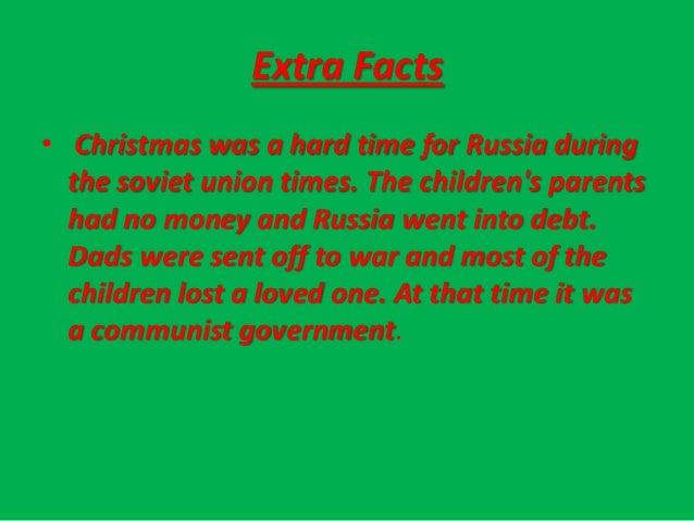christmas eve fun facts