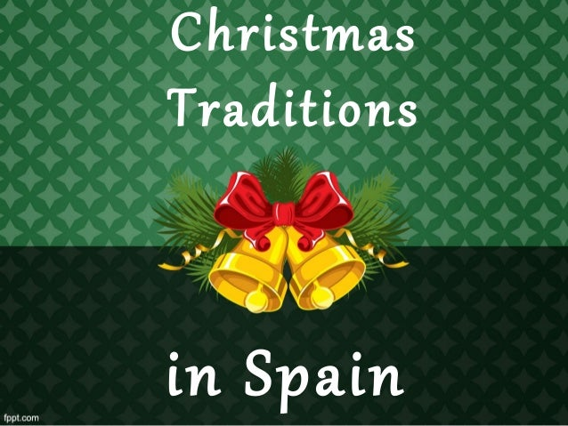 Spanish Culture Blog: We Need To Know About These ...   Spain Culture Christmas