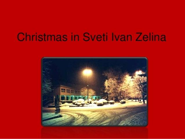 Christmas in Sveti Ivan Zelina