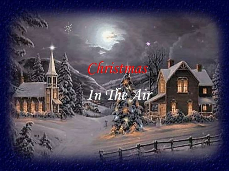 Christmas<br />In The Air<br />