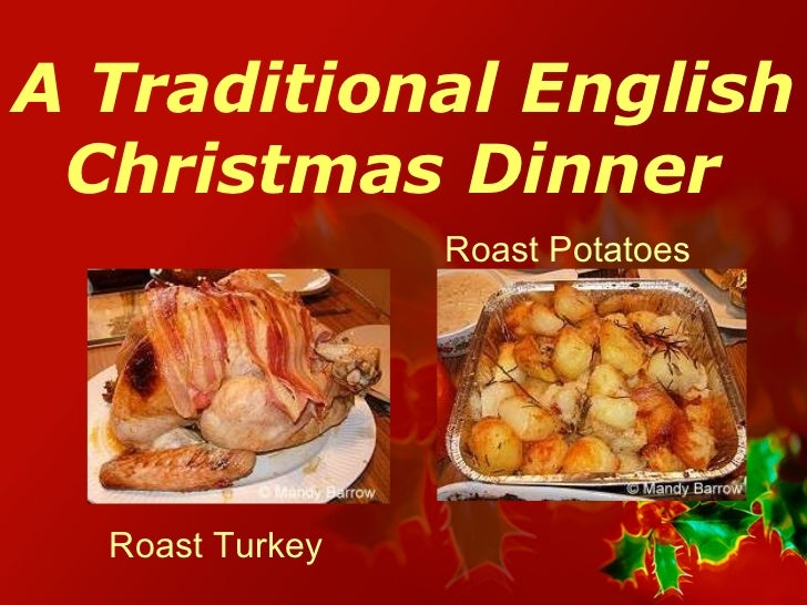 10 A Traditional English Christmas Dinner