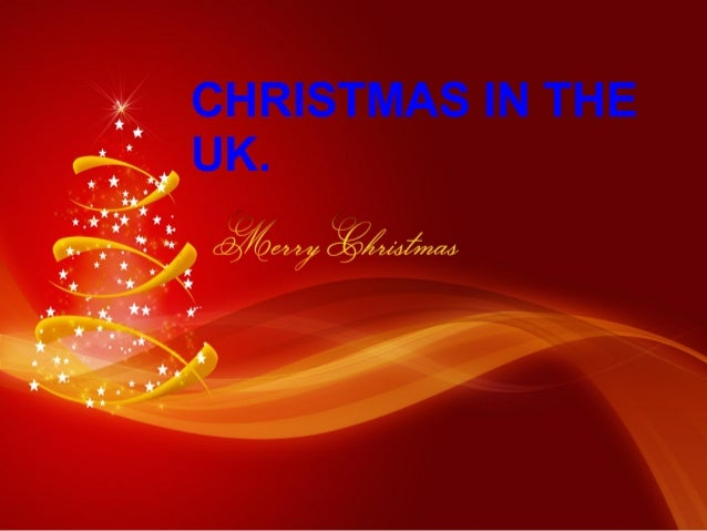 CHRISTMAS IN THEUK.