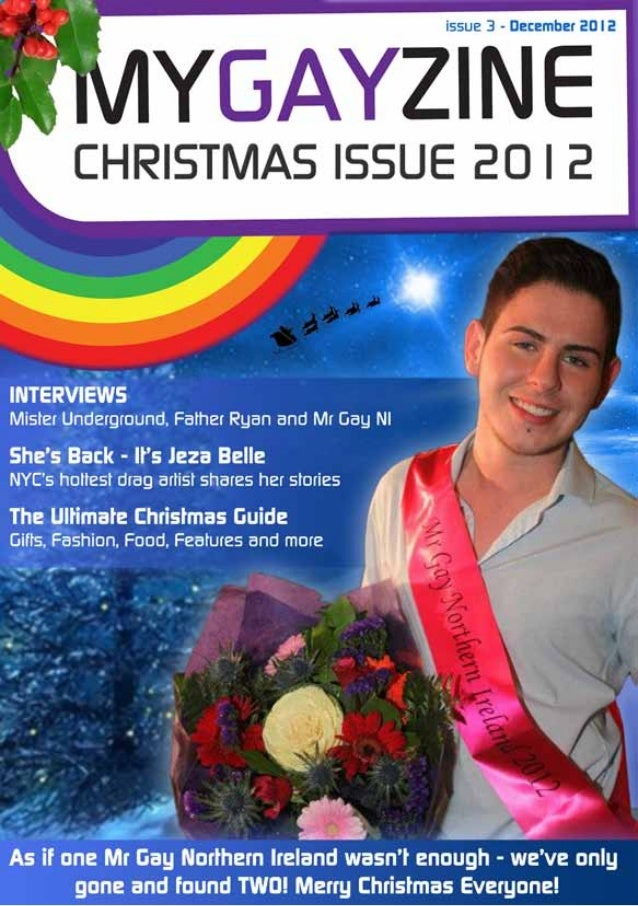 Its all about Christmas, Christmas, Christmas in this month's issue and we've got plenty oftreats inside to help you celeb...