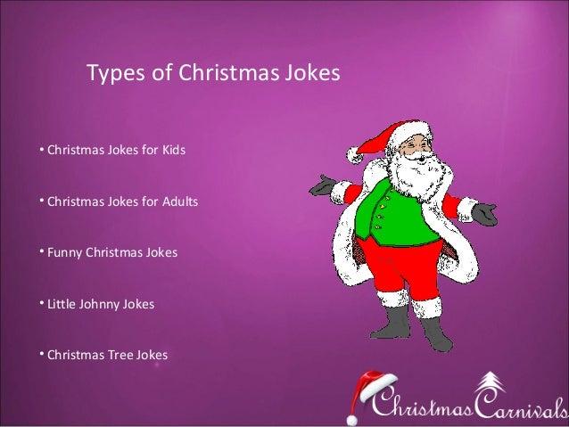 Amazing ... 4. Types Of Christmas Jokesu2022 ...