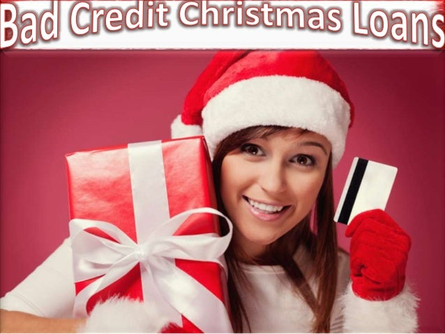 Christmas Loans for Bad Credit people- These truly that is best? - 웹