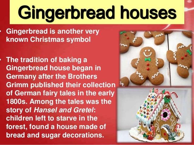 Christmas Traditions and Symbols - ETG