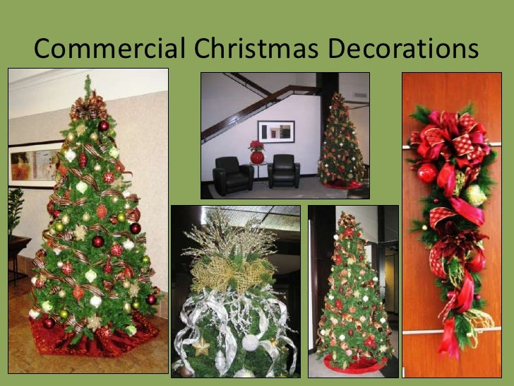 commercial christmas decorating services commercial christmas decorations 3 - Houston Christmas Decorating Service