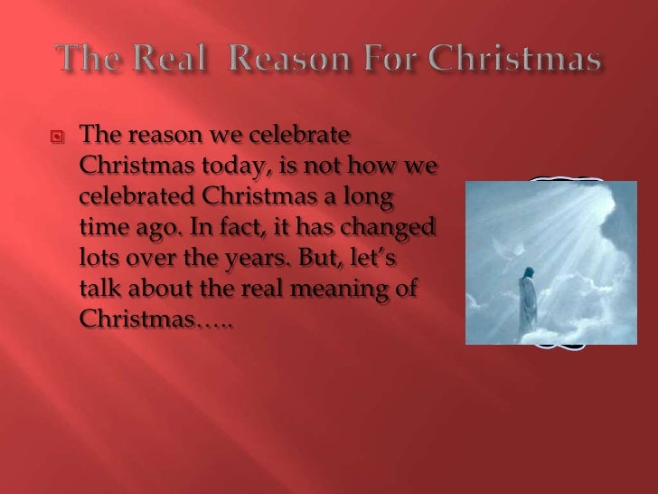Real History Of Christmas.A Short History Of Christmas