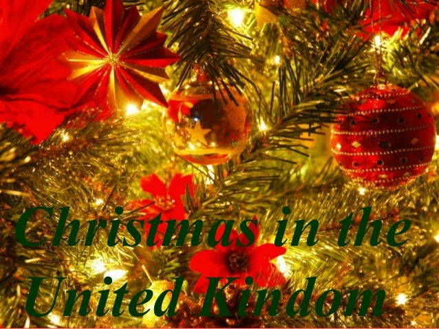 Christmas in the United Kindom