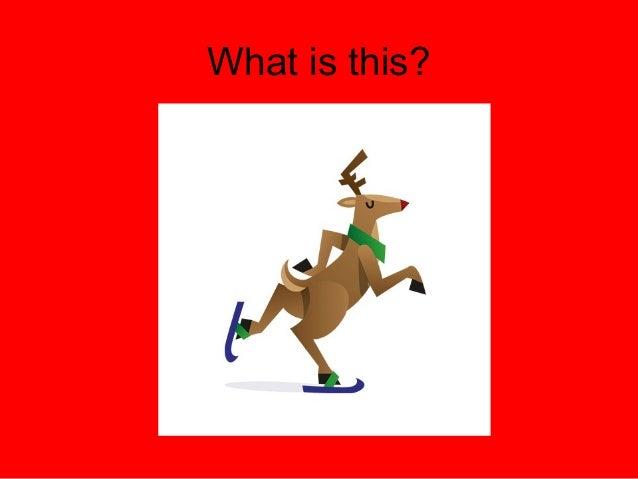 Where does Santa put the presents?