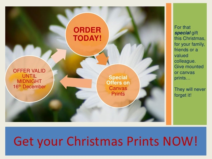 For that                 ORDER                special gift                 TODAY!               this Christmas,           ...