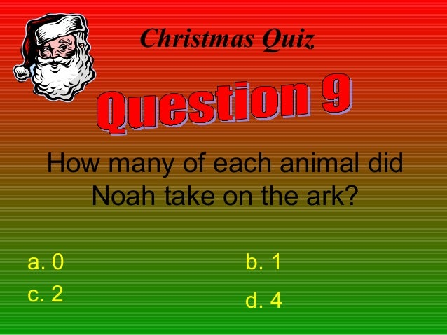 Christmas quiz 2014 final copy