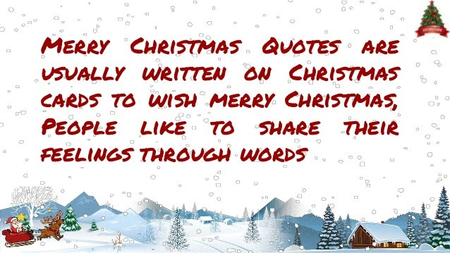 christmas tradition quotes