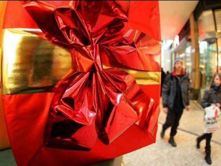 Christmas shopping Slide 1