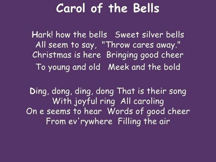 甘いクリスマスソング