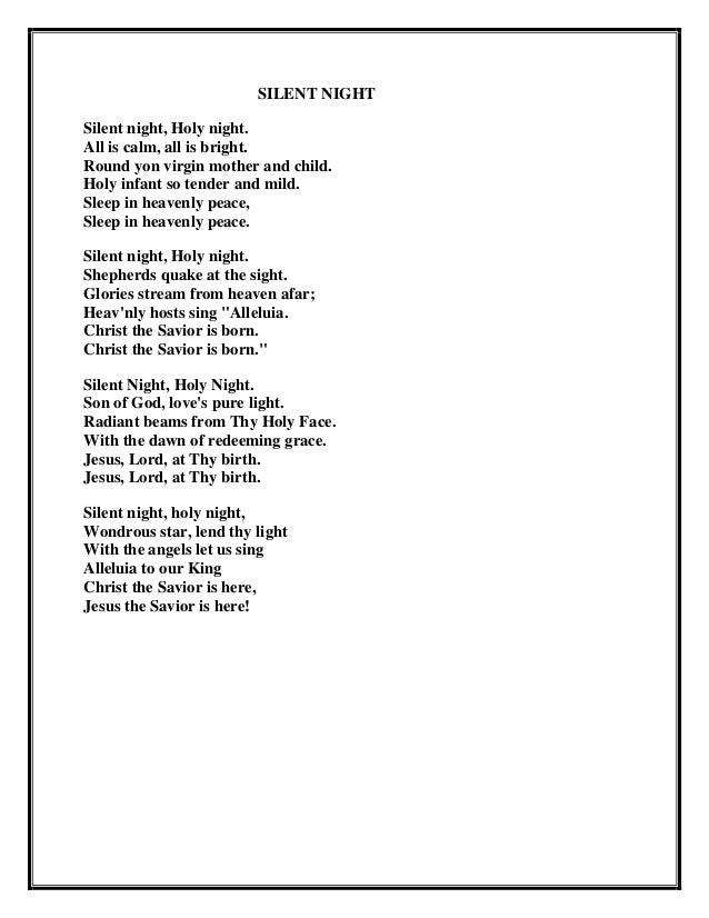 Lyric day n night lyrics : Christmass songs