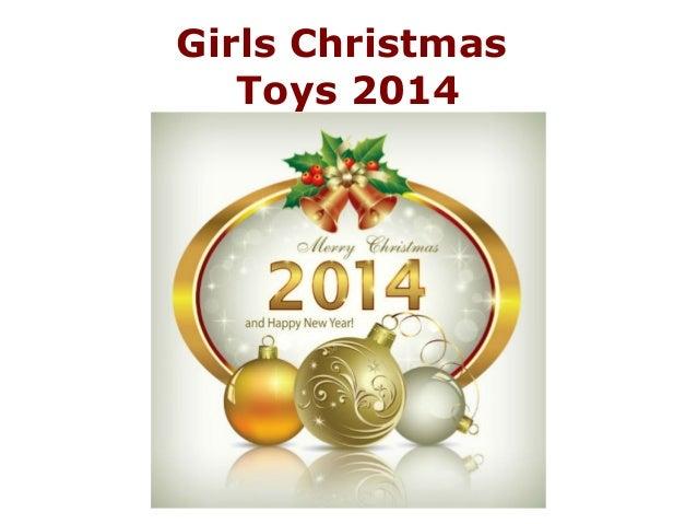Christmas Toys 2014 : Christmas toys girls