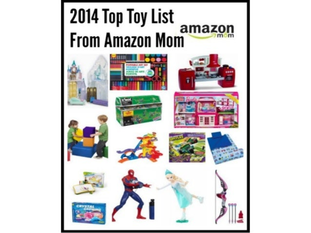 Christmas Toys Girls 2014