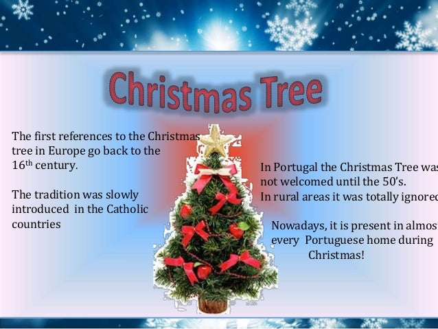 portuguese christmas tradition - Christmas In Portugal