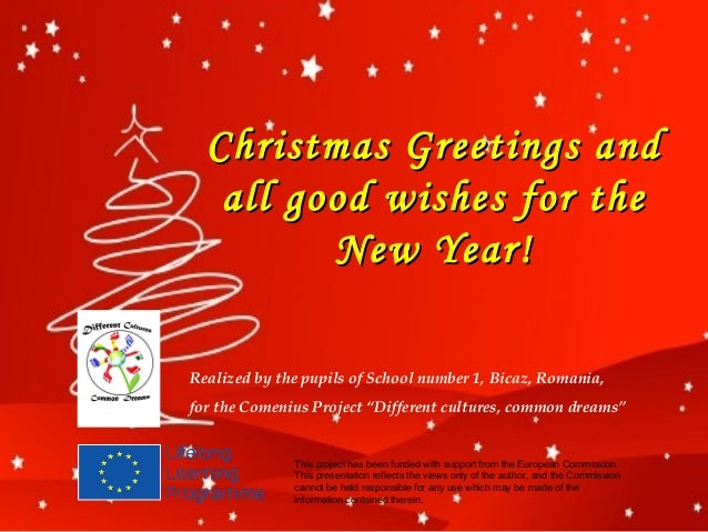 Romanian traditions for christmas and new years eve christmas greetings m4hsunfo