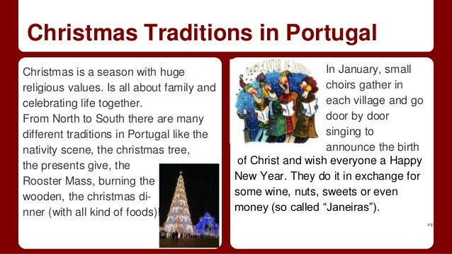 Christmas Traditions In Europe A Collaborative Presentation