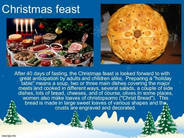 christmas - Greek Christmas Traditions