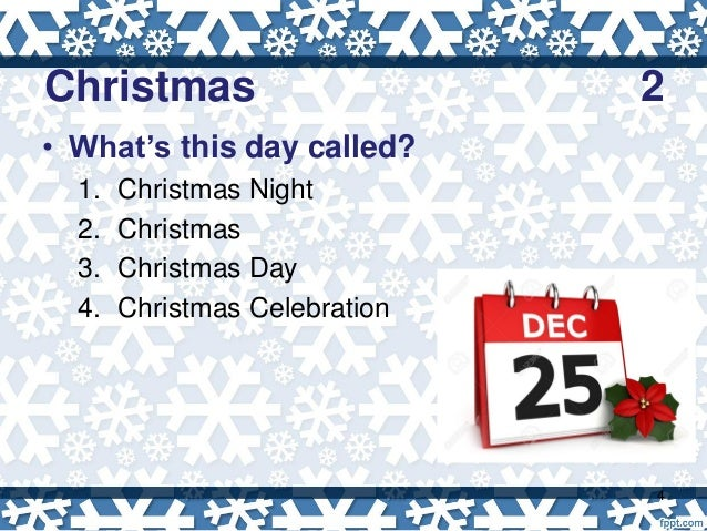 good night 3 christmas 1 4 whats this day called - What Is The Day After Christmas Called