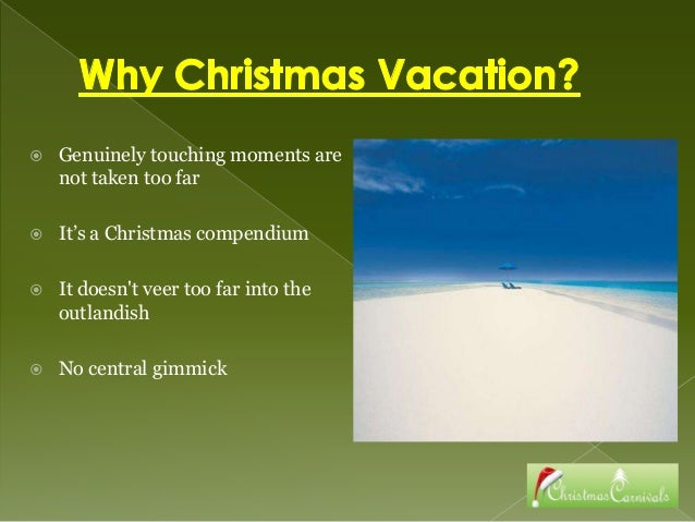 Christmas Vacation Ideas For Couples