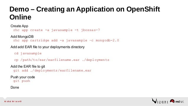 PaaS Anywhere - Deploying an OpenShift PaaS into your Cloud