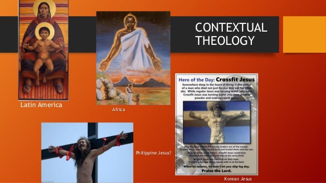 Christological Approaches (Methods)