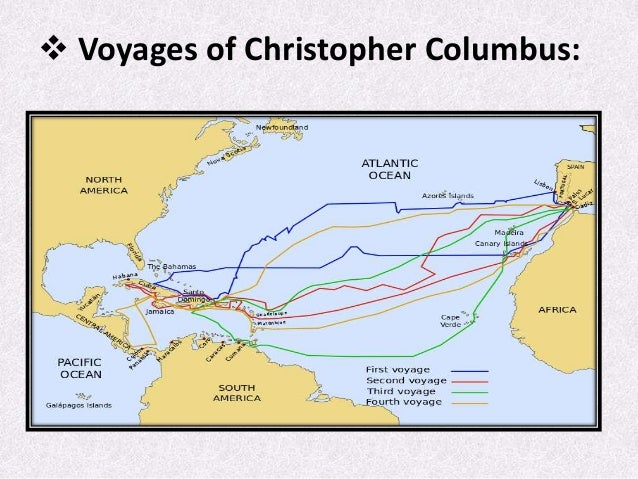 a history of christopher columbus first voyage to america Christopher columbus's 1492 expedition changed the course of history,  find out the history of the holiday, the 1492 voyage it  it was america's first english.