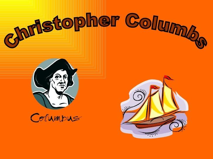 Christopher Columbs