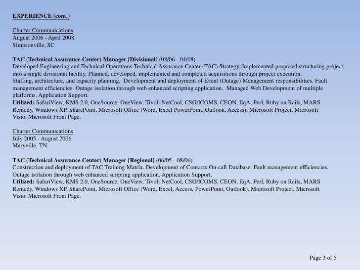 christopher lang resume