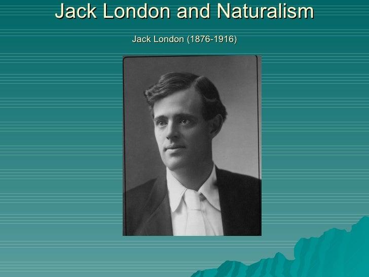 Jack London Writing Style