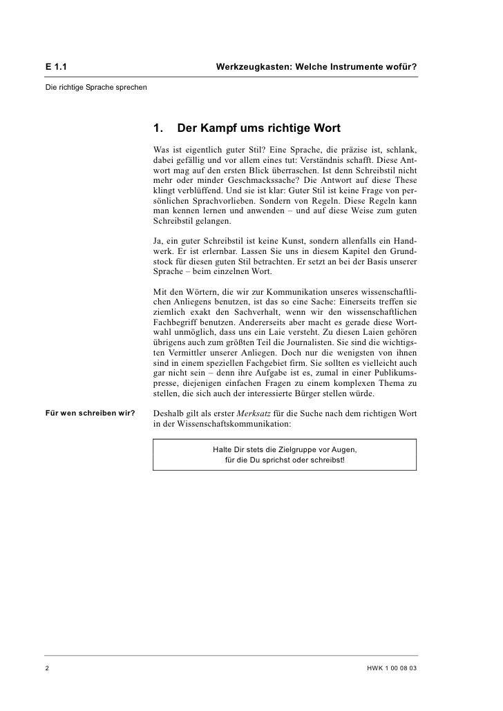 Christoph Fasel: Die Suche nach dem richtigen Wort Slide 2