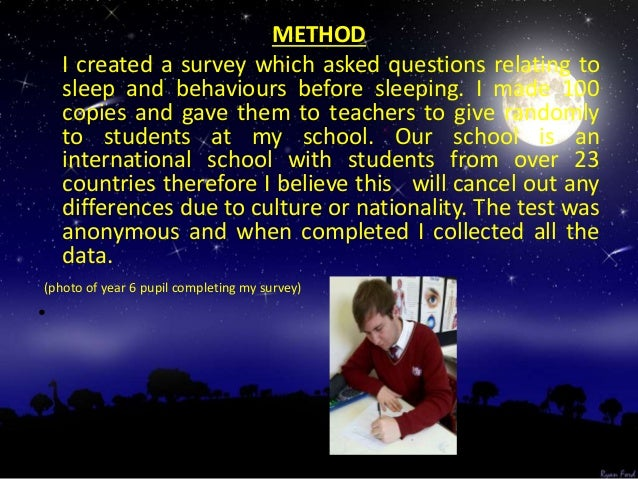 an introduction to the analysis of sleep A sleep disorder, or somnipathy, is a medical disorder of the sleep patterns of a  person or  according to one meta-analysis, the two most prevalent sleep  disorders among children are confusional arousals and sleep walking an  estimated.