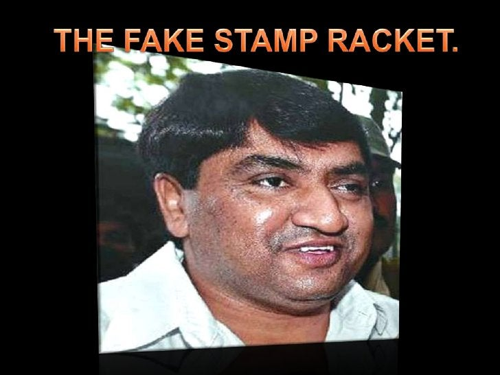 THE FAKE STAMP RACKET.<br />