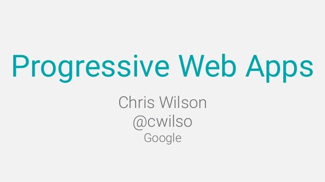 Chris Wilson