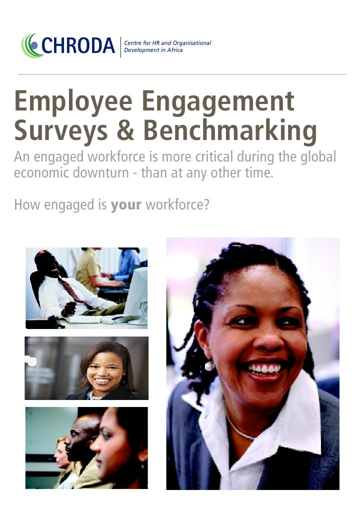 CHRODA        Centre for HR and Organisational                   Development in Africa     Employee Engagement Surveys & B...