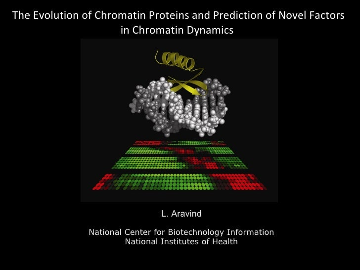 The Evolution of Chromatin Proteins and Prediction of Novel Factors in Chromatin Dynamics  National Center for Biotechnolo...